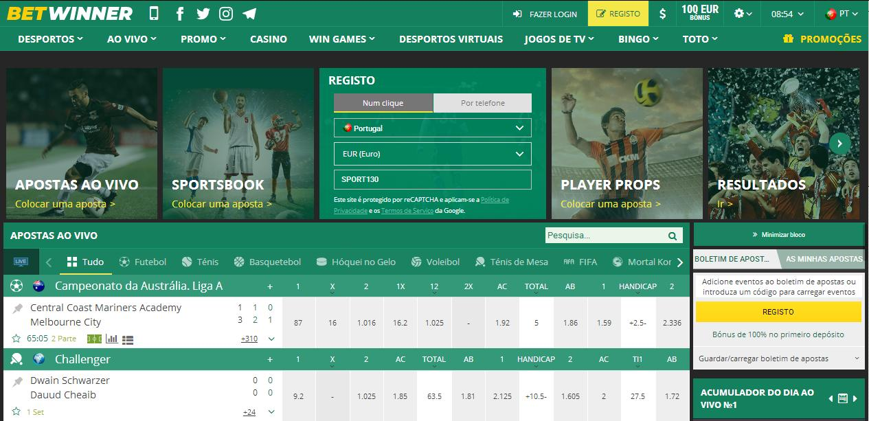 Betwinner Preview